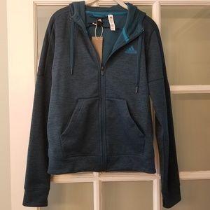 NWT Adidas Zip Up